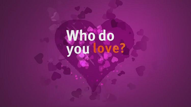 Who Do You Love Senior Winner 2021
