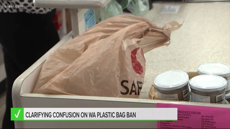 When will the plastic bag ban to into effect?
