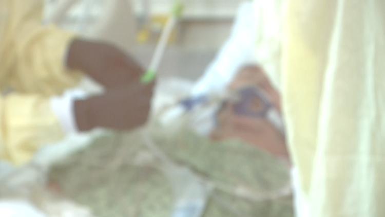PHOTOS: Inside look at Samaritan Hospital's ICU in Moses Lake