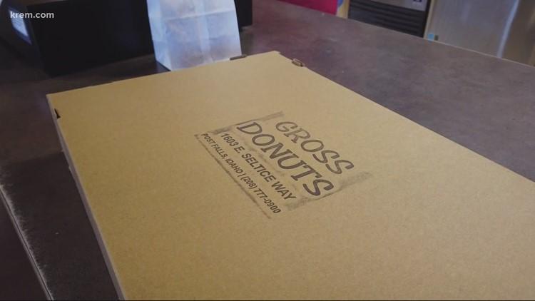 North Idaho donut shop uses national holiday to give back
