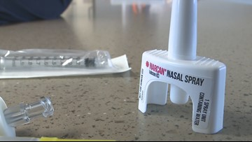 'It's not about cops saving drug addicts': Spokane police save 9 people using Narcan