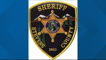 Four arrests after vehicle theft, high-speed chase in Stevens County