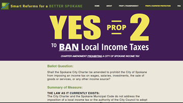 What is Spokane Proposition 2? We explain