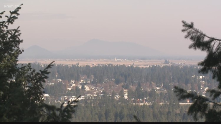 Unhealthy air quality in the forecast for parts of North Idaho