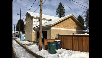 Coeur d'Alene builder makes garage 10 in. taller than what city code allows