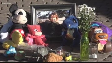 Two-year-old boy dies in N. Idaho house fire