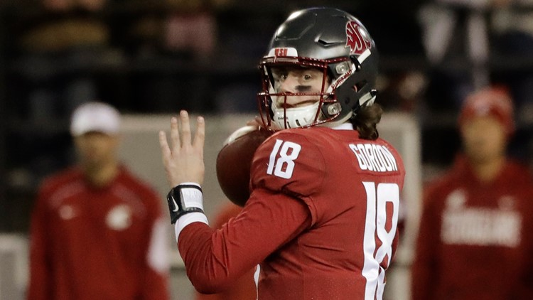 Washington State will play Air Force in Cheez-It Bowl