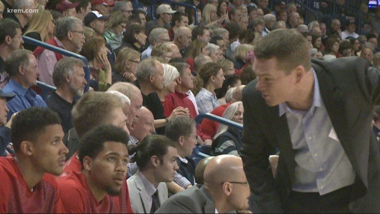 Assistant Coach Tommy Lloyd had a great impact on the Gonzaga Men's Basketball program