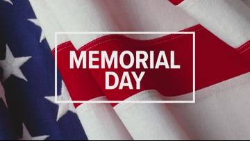4 events to honor Memorial Day around the Inland Northwest
