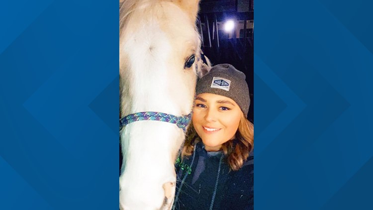 'He was so loving': Coeur d'Alene woman mourns loss of horse that was apparently shot and killed