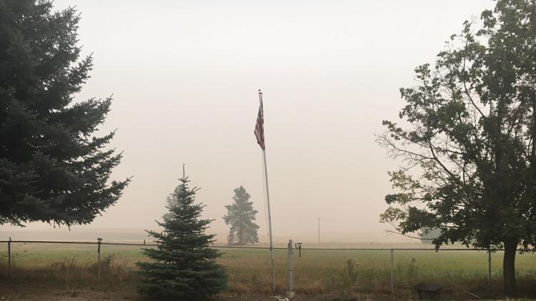When will smoke clear in the Spokane area? Improvement expected Saturday