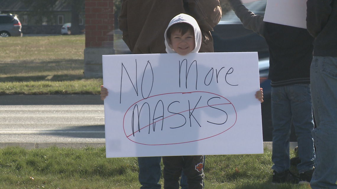 Coeur d'Alene Schools reevaluating mask requirement on Monday