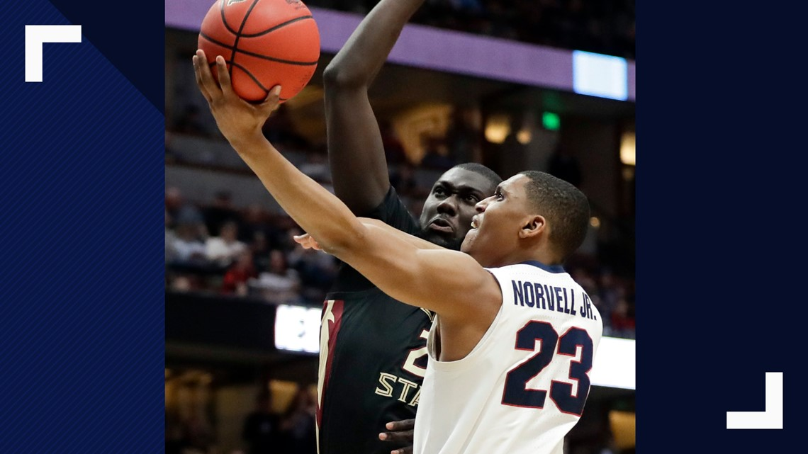 Gonzaga beats Florida State in Sweet 16 rematch, heads to ...
