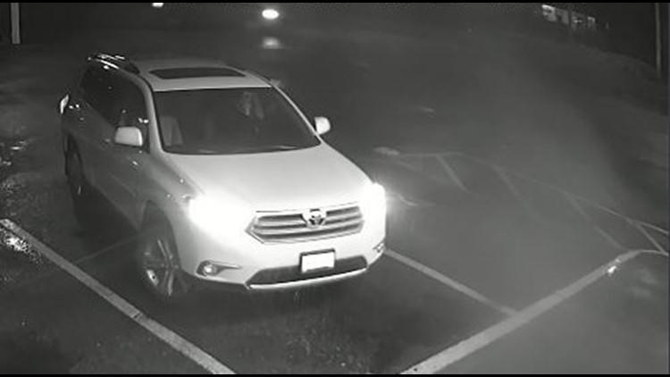 Surveillance video shows car of missing Coeur d'Alene woman last seen on Sept. 27
