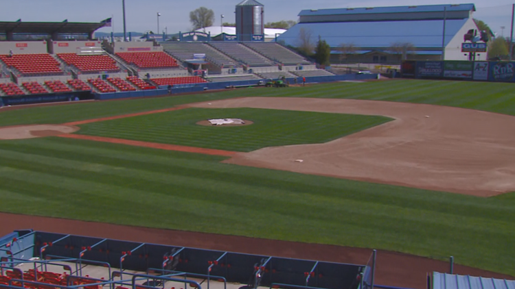 'Baseball is back': Spokane Indians to allow fully vaccinated fans to not wear masks