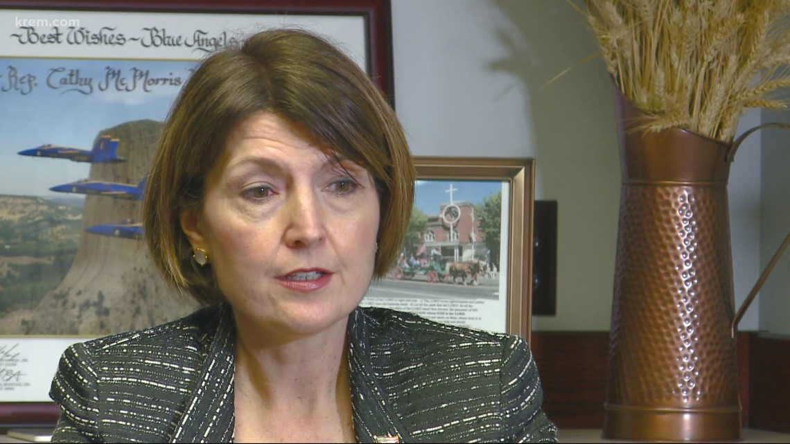 McMorris Rodgers says Trump didn't give rioters 'direction' to storm U.S. Capitol