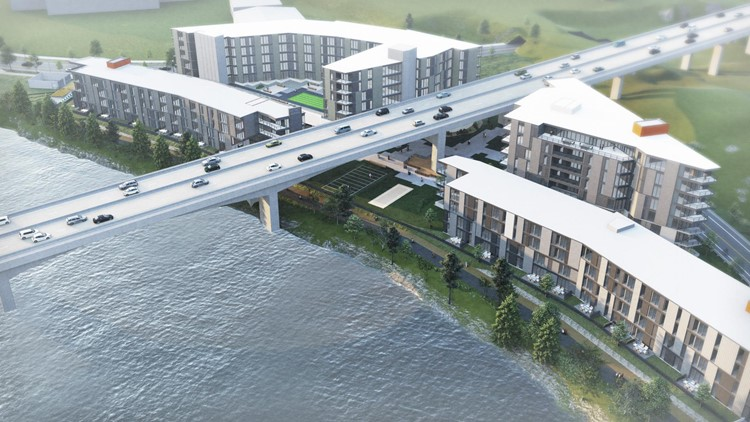 Multifamily development with 298 units on deck for Spokane's University District