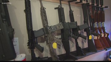 I-1639 rules for buying a semi-automatic rifle in Washington