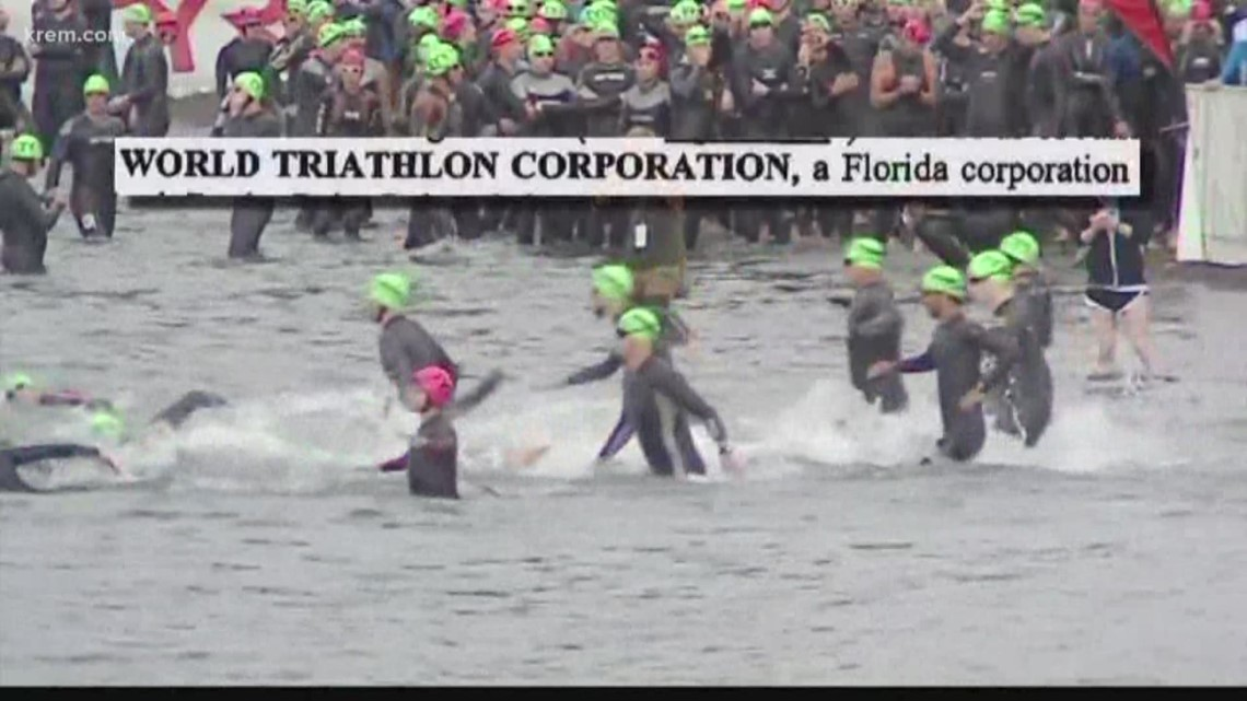 How much full Ironman triathlon costs Coeur d'Alene