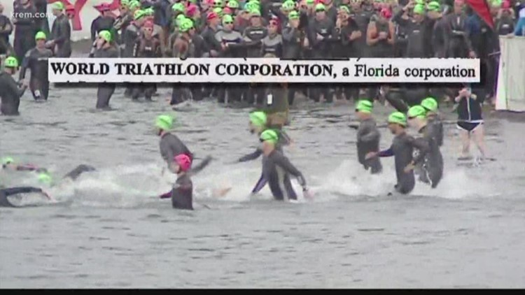 How much Ironman 140.6 costs Coeur d'Alene
