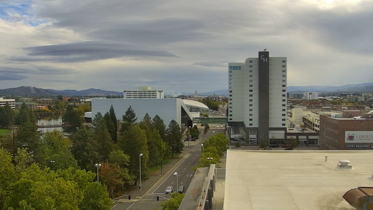 More rain and cooler temperatures headed for Spokane, Inland Northwest