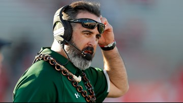 Get to know WSU football's new head football coach Nick Rolovich
