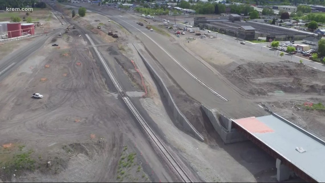 Here are next steps in North Spokane Corridor project slated for 2029 completion