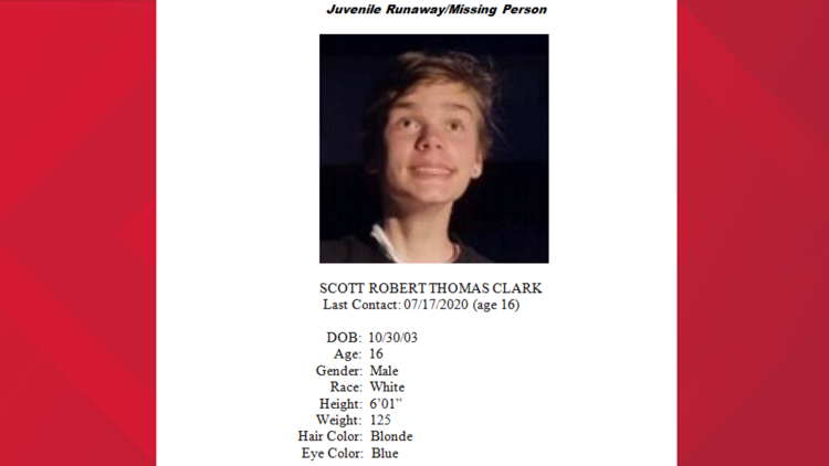 Coeur d'Alene Police searching for teen missing since last Friday