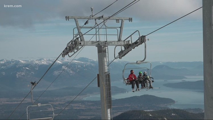 Schweitzer Mountain Resort opens to the public Monday under COVID-19 safety regulations