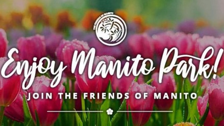 Friends of Manito plant sale  back in bloom this year