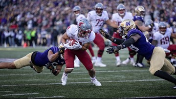 WSU loses seventh-straight Apple Cup to UW 31-13