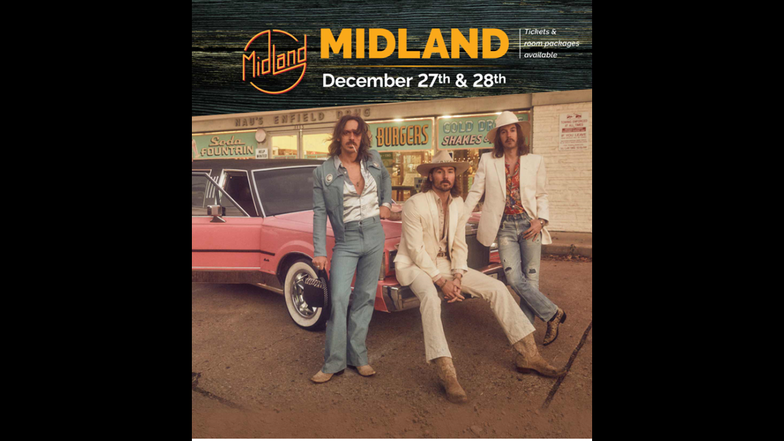 Win Tickets to See Midland