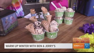 Warm Up Winter with Ben & Jerry's