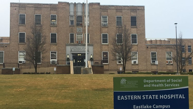 Eastern State Hospital CEO resigns amid investigation into handling of allegations against former nurse