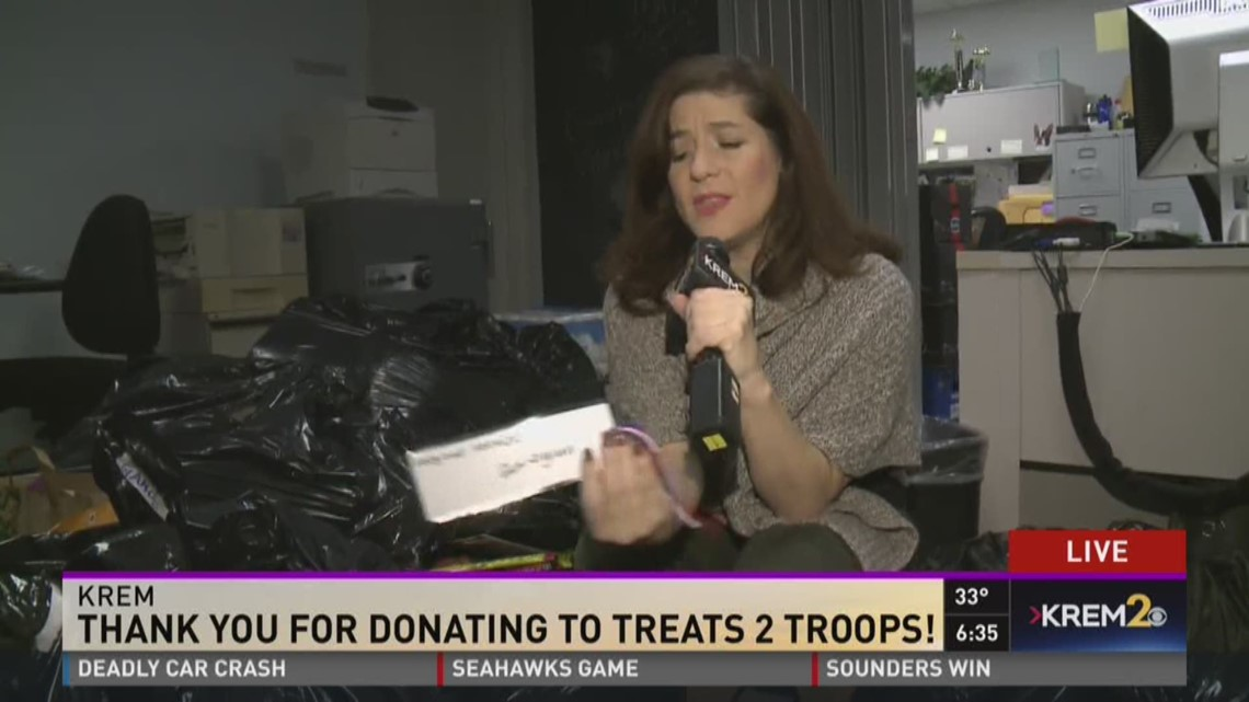 Thank you for donating to Treats 2 Troops!