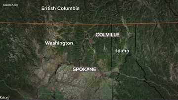 Search underway for missing Colville plane