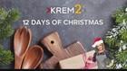 Breakfast with Brittany: 12 Days of KREM Christmas