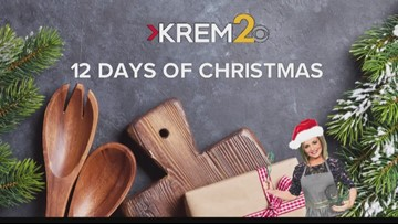 Breakfast with Brittany: 12 Days of KREM Christmas