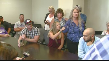 'This system is sick': Family of victim in Spokane officer-involved shooting confronts prosecutor, police chief