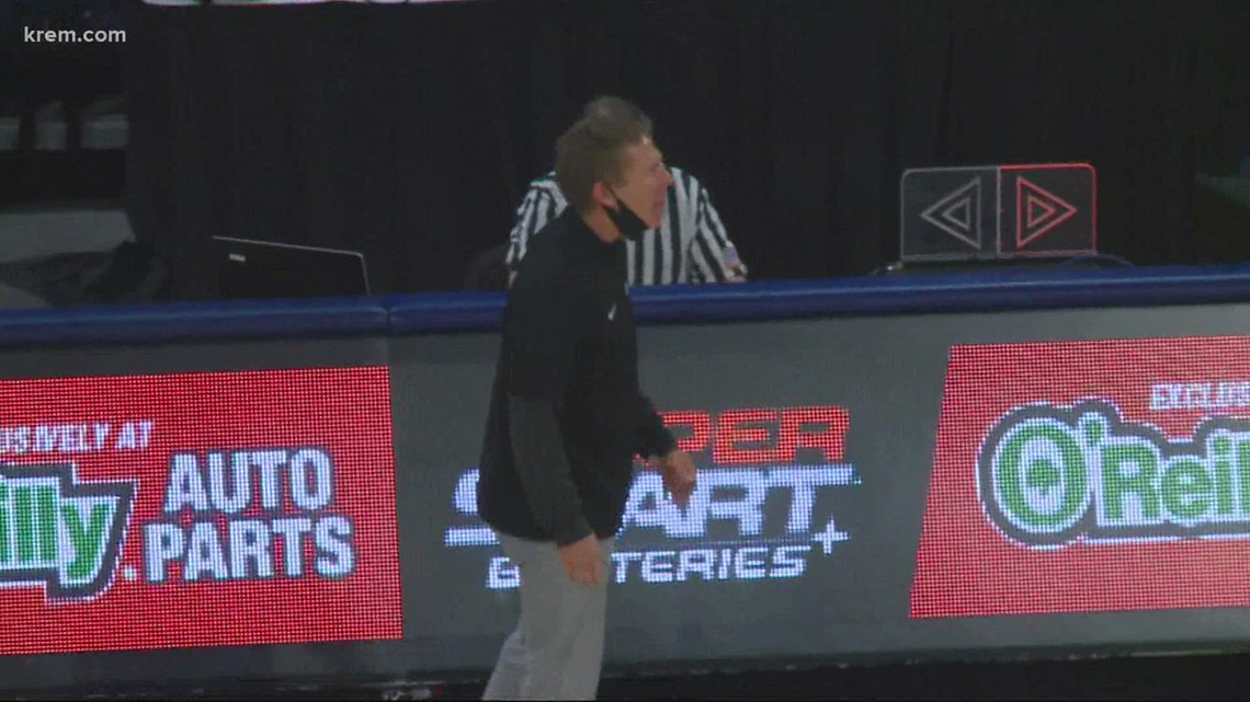 Gonzaga coach Mark Few's license suspended after DUI citation
