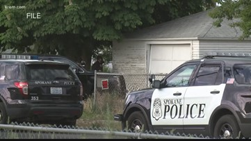 Six Spokane officers in quarantine after arresting man with COVID-19 twice
