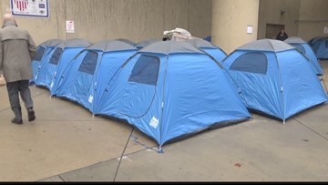 Only one 24-hour warming shelter set to open this winter in Spokane