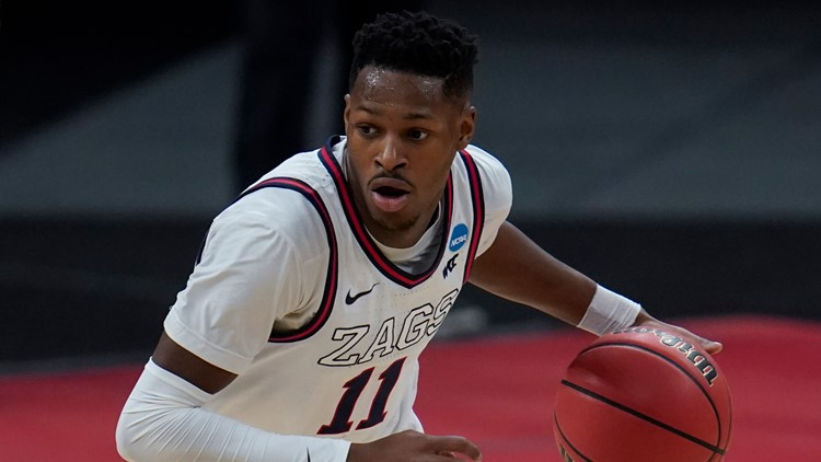 'Honored to be a Zag forever': Gonzaga guard Joel Ayayi declares for NBA Draft