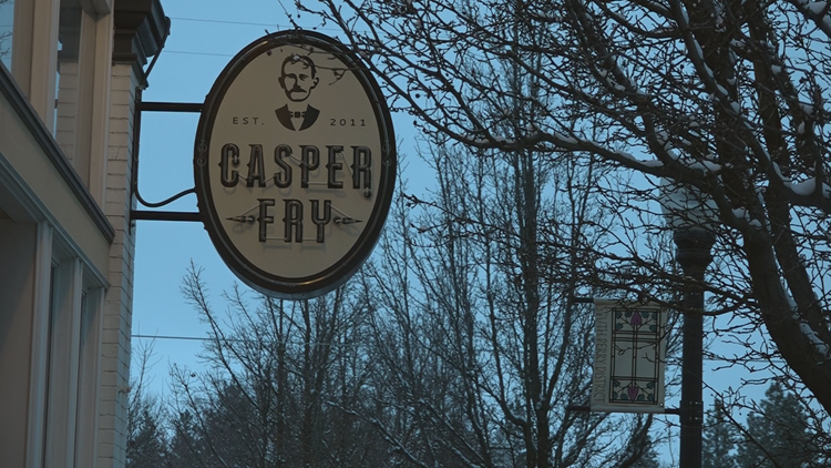 Casper Fry reopens nearly one year after closing