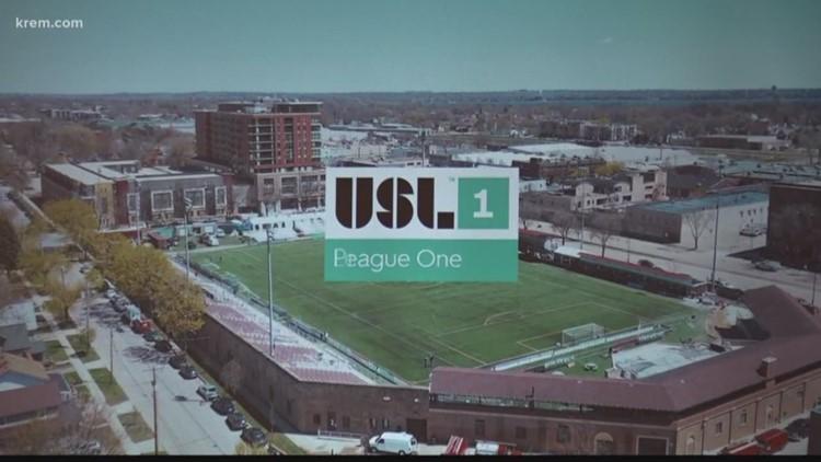 United Soccer League names new president for Spokane