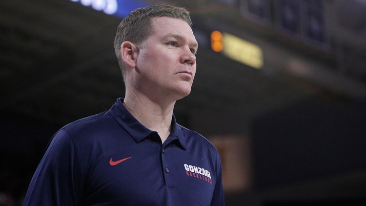 Reports: GU men's basketball assistant Tommy Lloyd is candidate for Arizona head coaching job