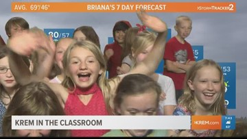 KREM in The Classroom: Brentwood Elementary