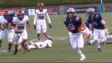 Mt. Spokane running back electrifies GSL a year after hip fracture