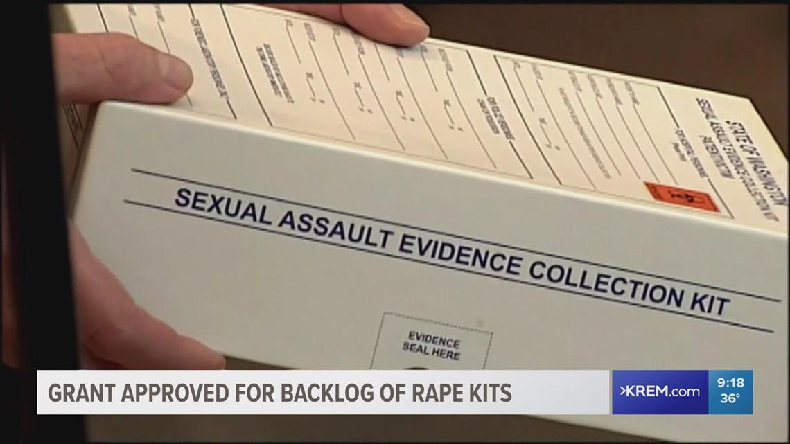 Spokane Police receive more grant money to combat rape kit backlog