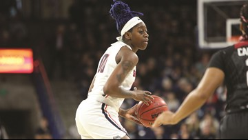 Gonzaga's Zykera Rice invited to Seattle Storm training camp